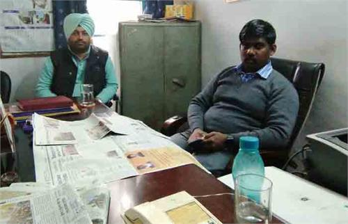 additional deputy commissioner visited by media monitoring cell
