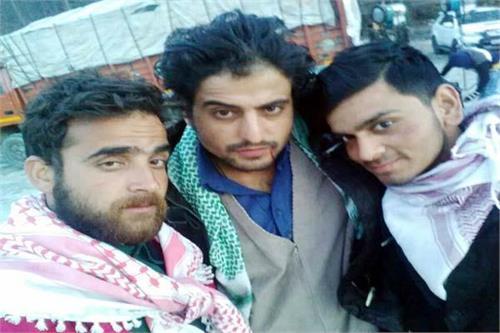 star plus on mandi artist play a role of terrorists