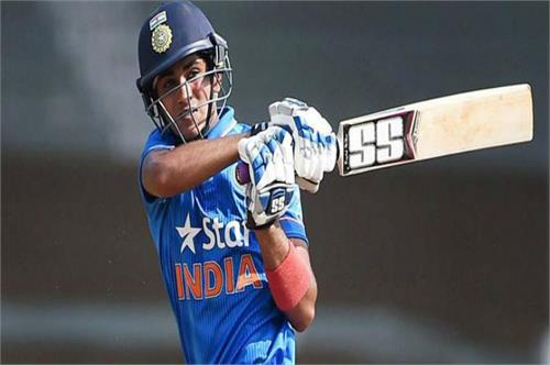 india won the under 19 series with shubham and prithvi