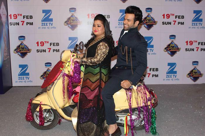 zee rishtey awards 2016 pics