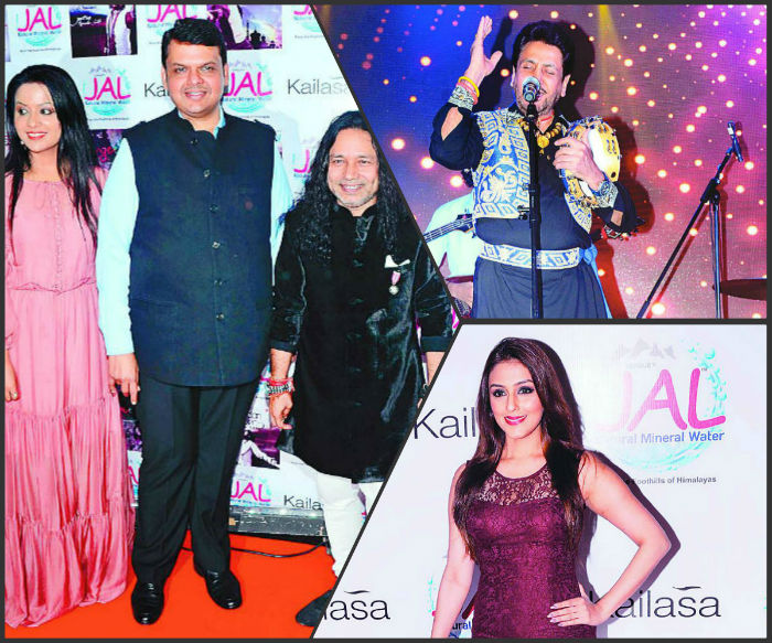 punjabi singer gurdas mann celebrated with kailash music function