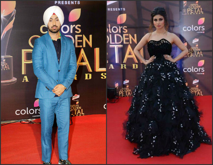 jacqueline malaika and diljit others steal the limelight at golden petal awards