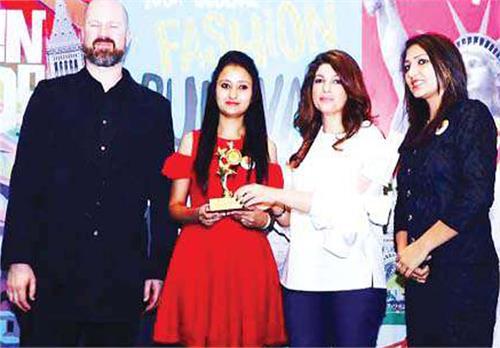 fashion designer harmanjot kaur
