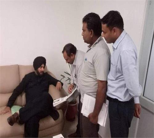sidhu has given this special gift to the people living in rented houses