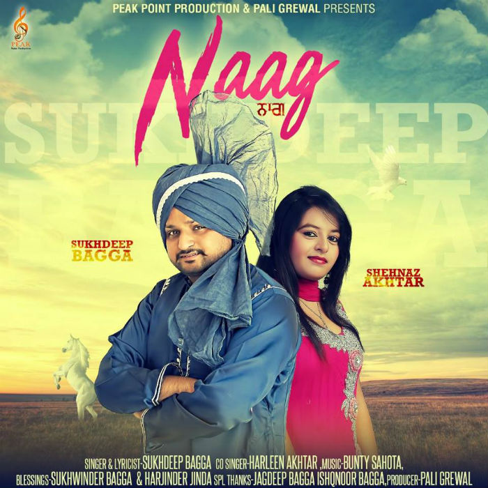 sukhdip bagga new single track