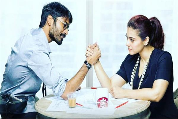 kajol and dhanush  s vip 2 gets a new title for hindi version