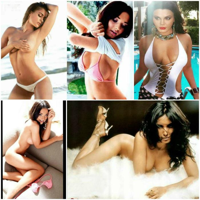 these celebrities sleep naked