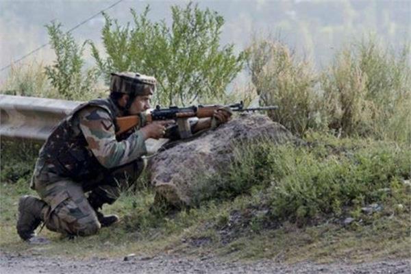 pakistan again fired again in uri after balakot