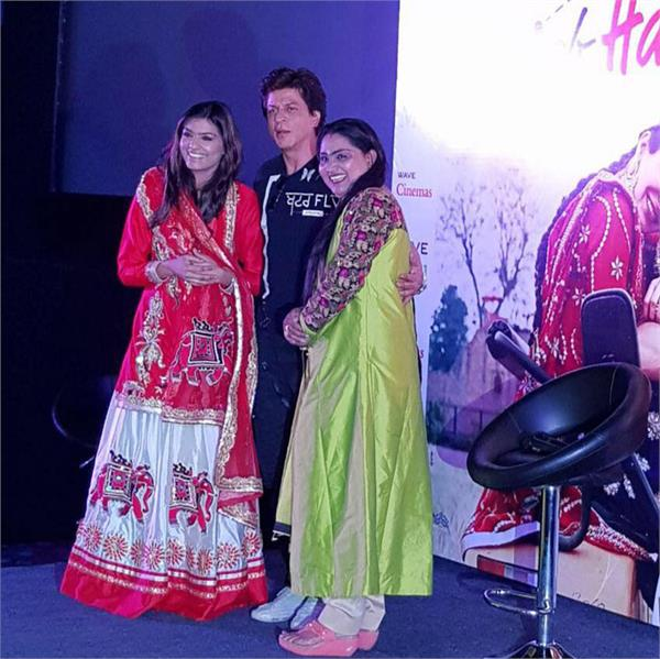 nooran sisters shahrukh khan