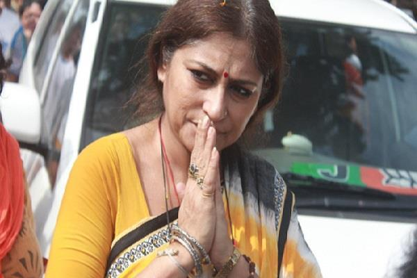 child trafficking case reached rupa ganguly s home to inquire cid