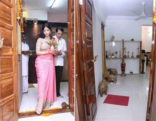 digangana suryavanshi new home inside pics