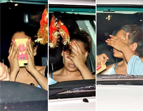 bipasha basu without makeup and other celebs spotted at mumbai