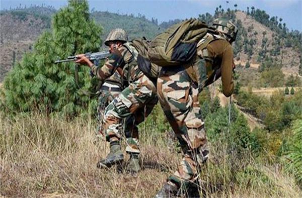 army foils infiltration bid in jammu  s uri sector
