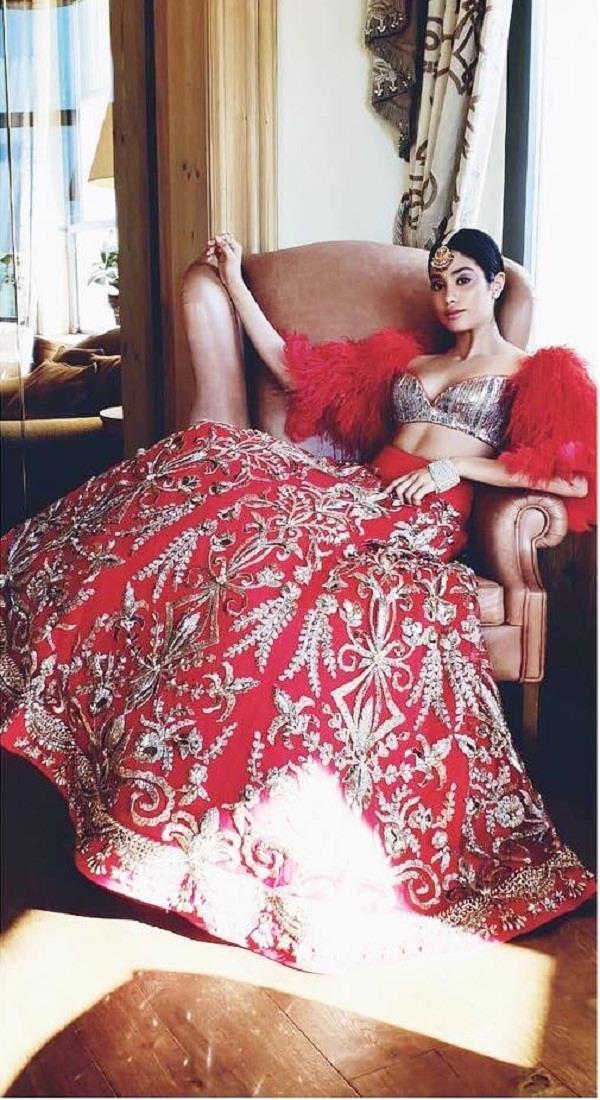 janhvi kapoor latest photoshoot