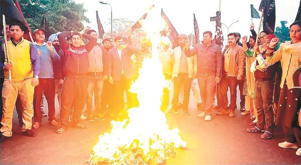 punjab  s struggling organizations standing