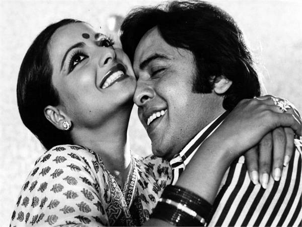 vinod mehra and rekha