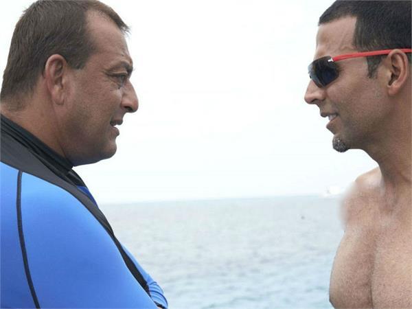 akshay kumar and sanjay dutt