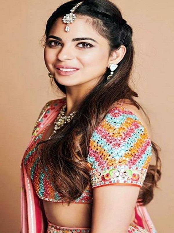 esha ambani wedding begins