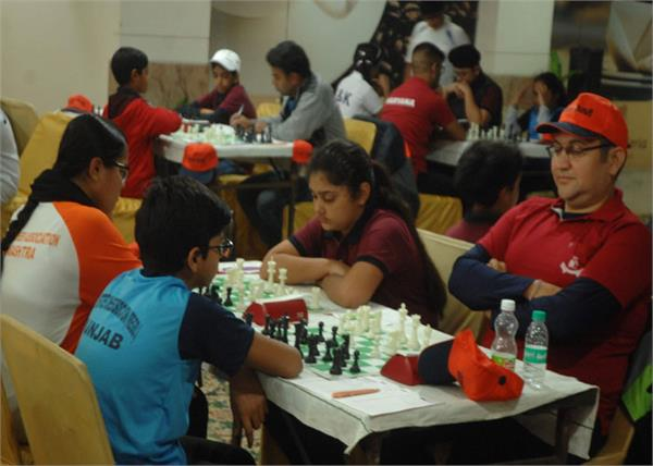 the 7th national amateur chess championship begins