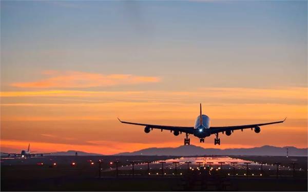 delhi bound flight canceled from sahnewal airport on monday  delhi