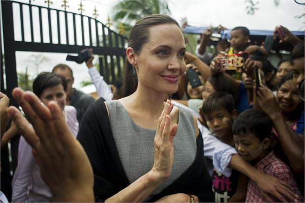 angelina jolie is ready to try her luck in politics