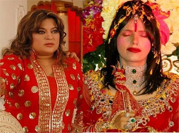 dolly bindra and radhe maa
