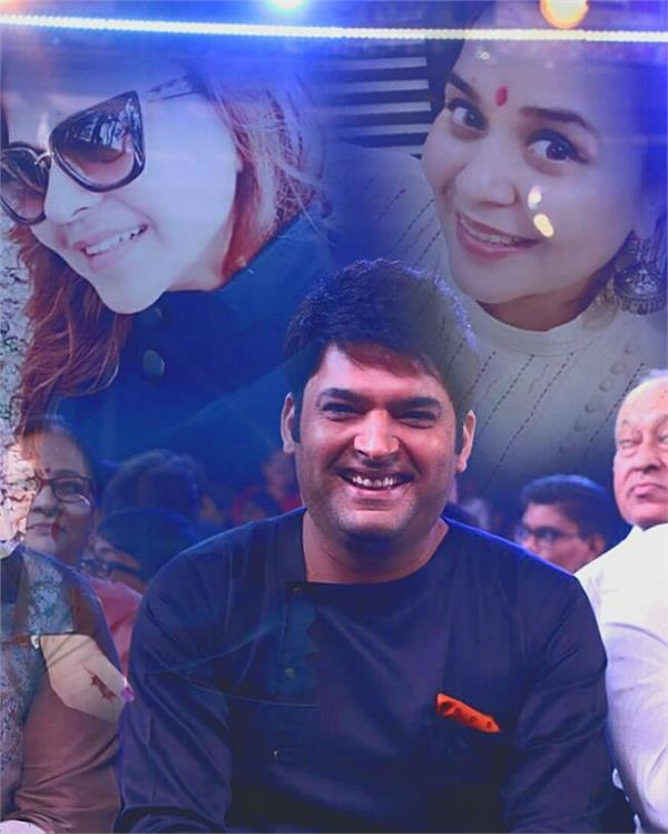 ginni chatrath and kapil sharma