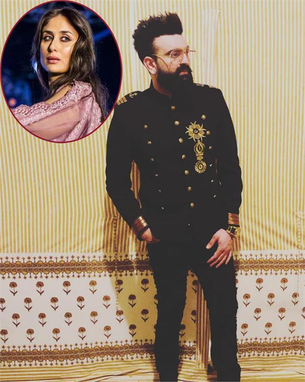 navraj hans and kareena kapoor khan