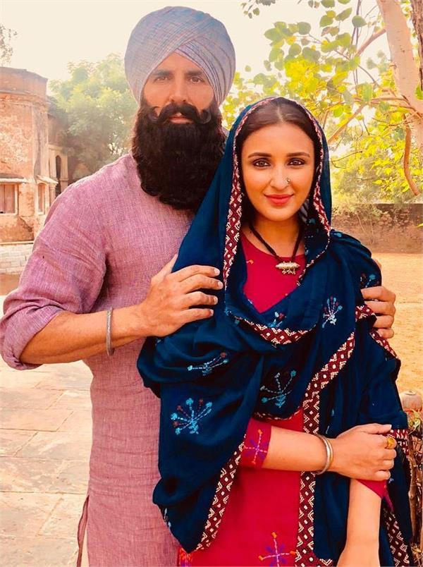 akshay kumar and parineeti chopra