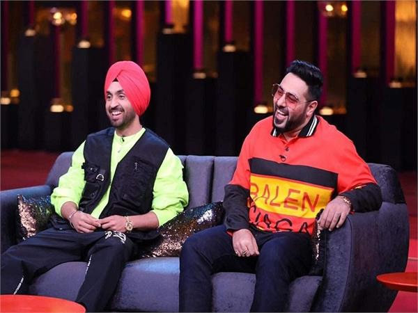 badhsah and diljit dosanjh