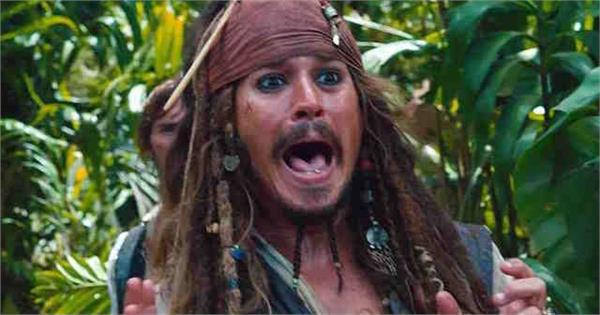 now   jack sparrow   is not in the   pirates of the caribbean