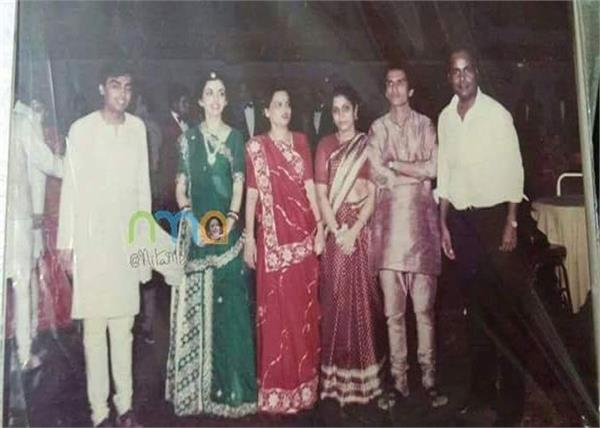 marriage of mukesh ambani