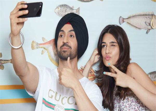 kriti diljit arjun patiala to be about height difference between a couple