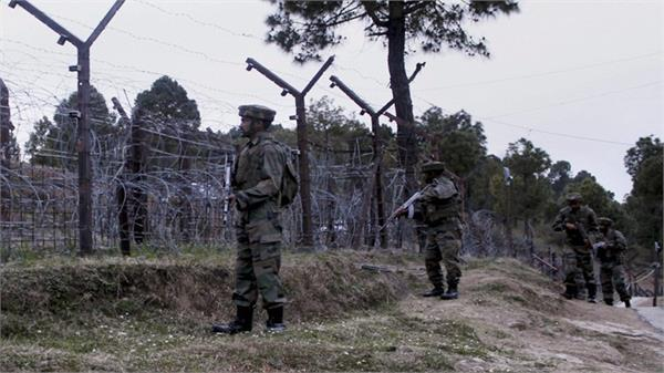 ceasefire by pakistan in uri sector