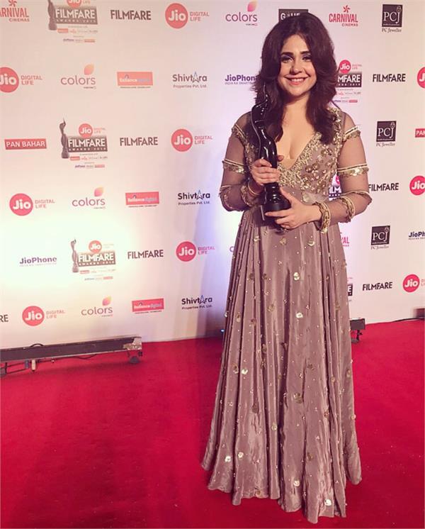 punjabi actress won filmfare award