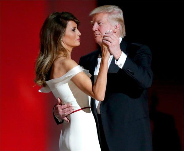 trump  melania  not celebrated 13th  marriage anniversary