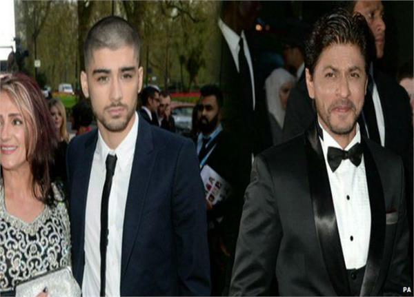 shah rukh khan   came across as arrogant in movies   to zayn malik