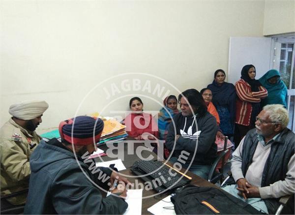 nooran sisters court police