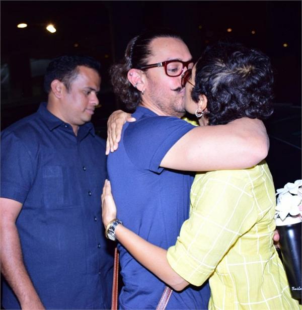 aamir khan birthday pics