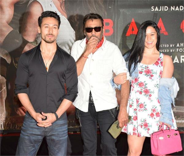 baaghi 2 special screening akshay kumar jackie shroff suniel shetty
