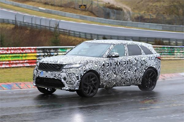 the range rovers will soon bring the market to this new car