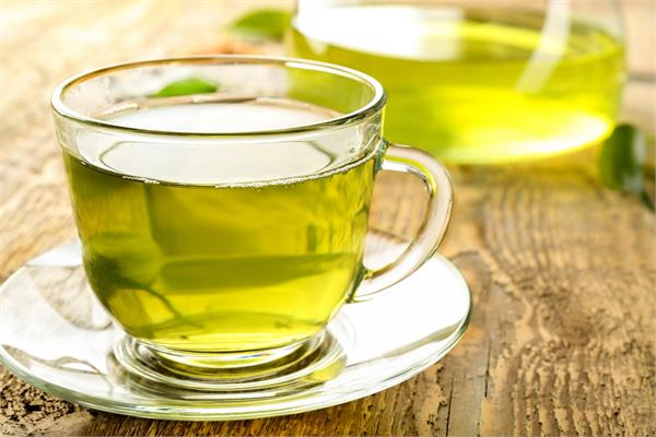 liver damage can lead to excessive green tea