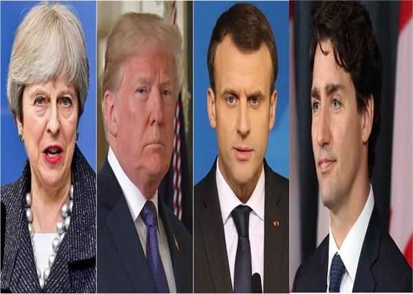 trudeau supports u s  led military action after syrian chemical attack
