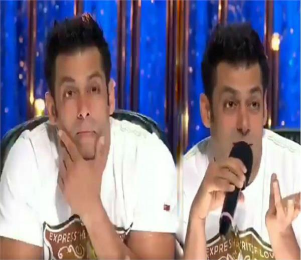 salman khan old video viral