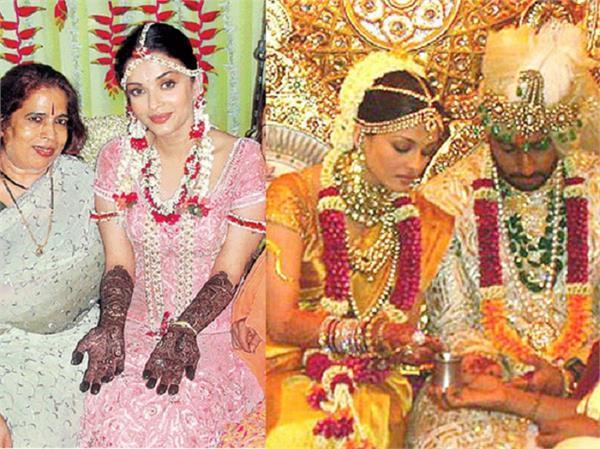 abhishek bachchan and aishwarya rai bachchan marriage pictures