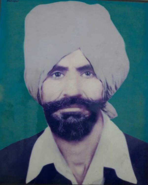 waris brothers father died