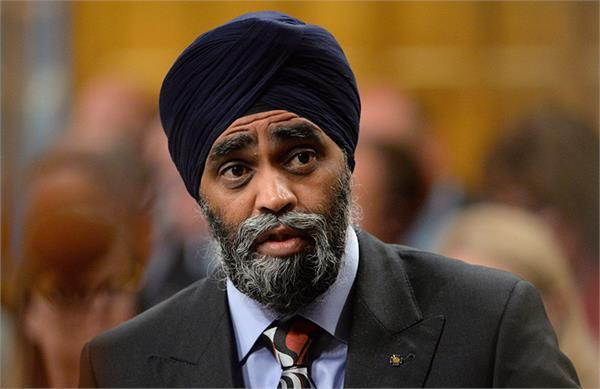 army related cases will be resolved soon harjeet singh sajjan