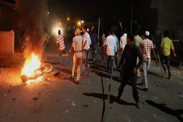 aurangabad riot case  police  70 people custody