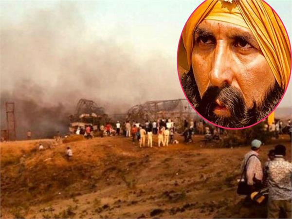 is this what went wrong on akshay kumar s kesari set