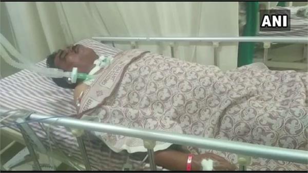 aurangabad violence  wounded  acp